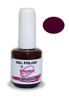 CREATOR UV GEL POLISH гель - лак 15 мл № 10 Fantastic (Тёмно малиновый с перламутром)