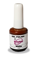 CREATOR UV GEL POLISH гель - лак 15 мл № 21 White (Белый)